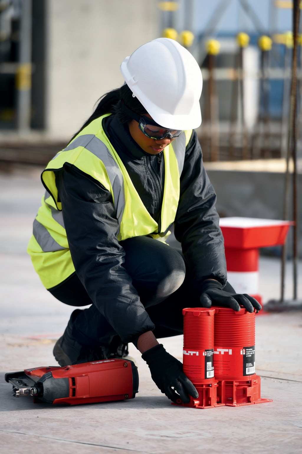 Hilti Firestop and Fire protection Systems